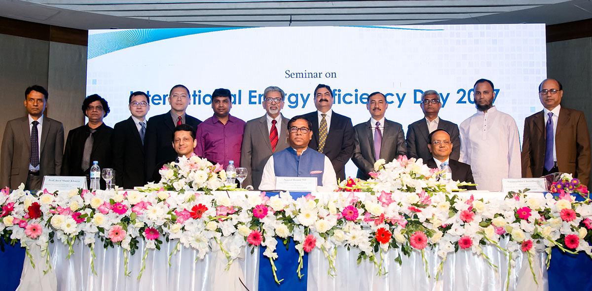 Seminar on International Energy Efficiency Day 2017