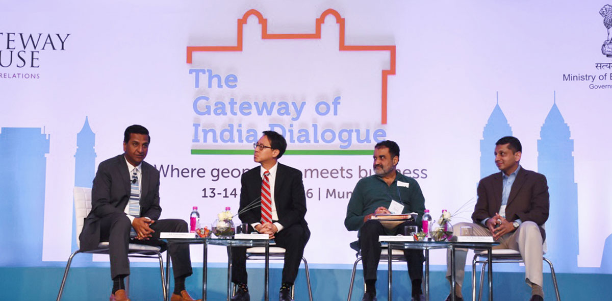 The Gateway of India Dialogue: Where geopolitics meets business