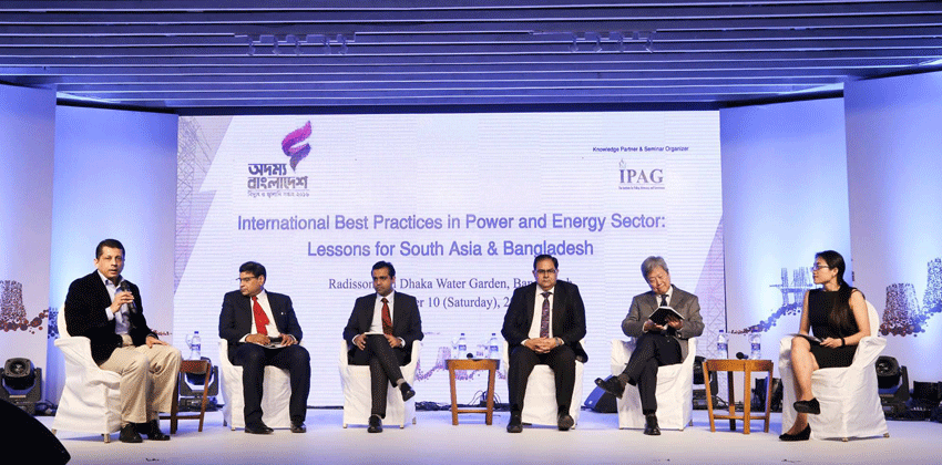 International Best Practices in Power and Energy Sector: Lessons for South Asia & Bangladesh