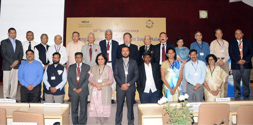 IPAG participates in 10th IDSA South Asia Conference: Strengthening Connectivity in South Asia
