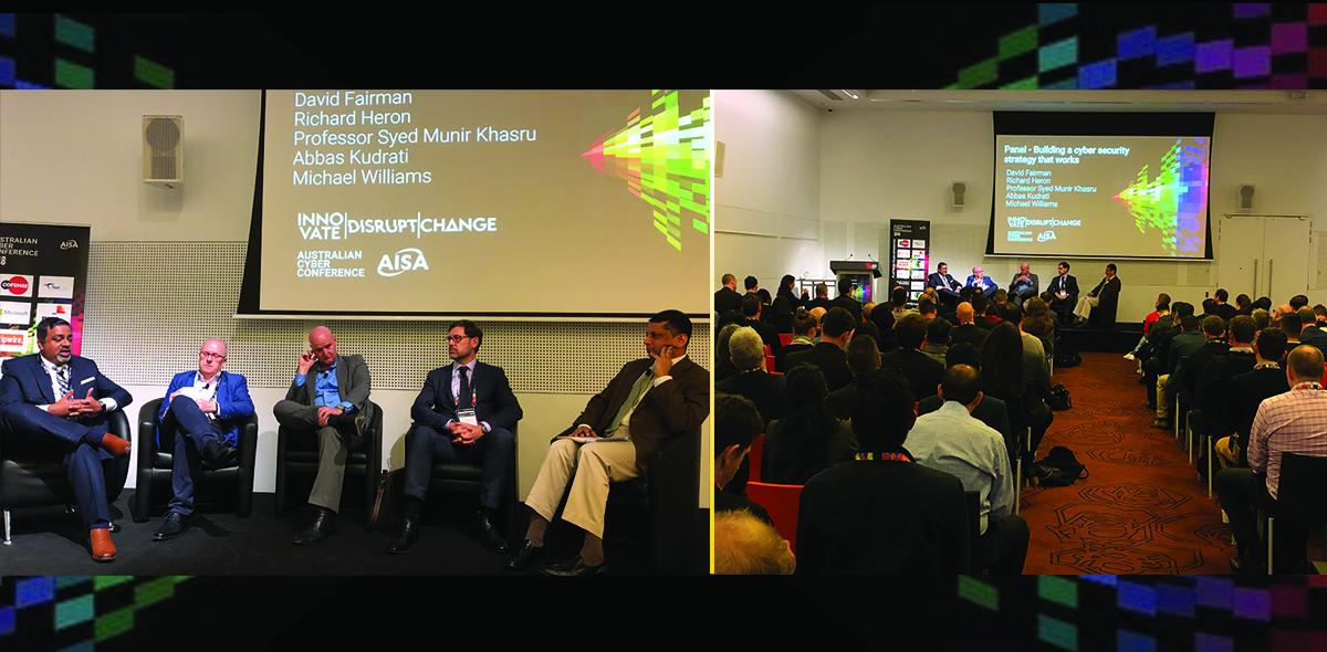 Australian Cyber Conference 2018